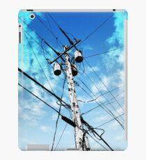 Telephone Pole iPad Case/Skin