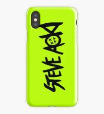 neon green aoki iPhone Case/Skin