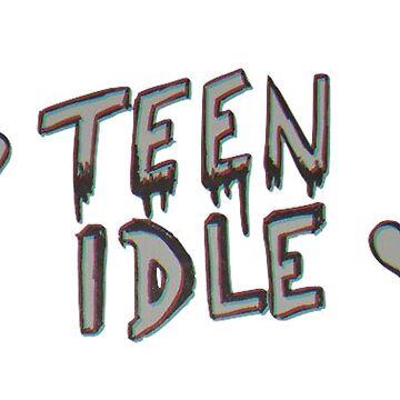Teen Idle - Marina and The Diamonds by miramakesmovies