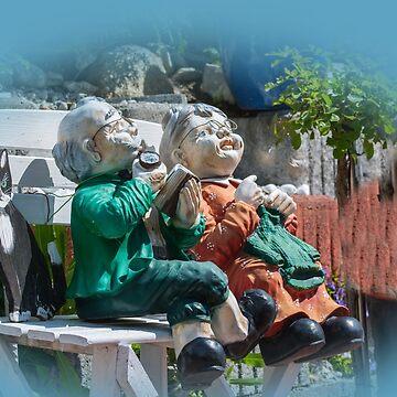 grandparents by rosiczka