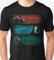 Three heroes Unisex T-Shirt