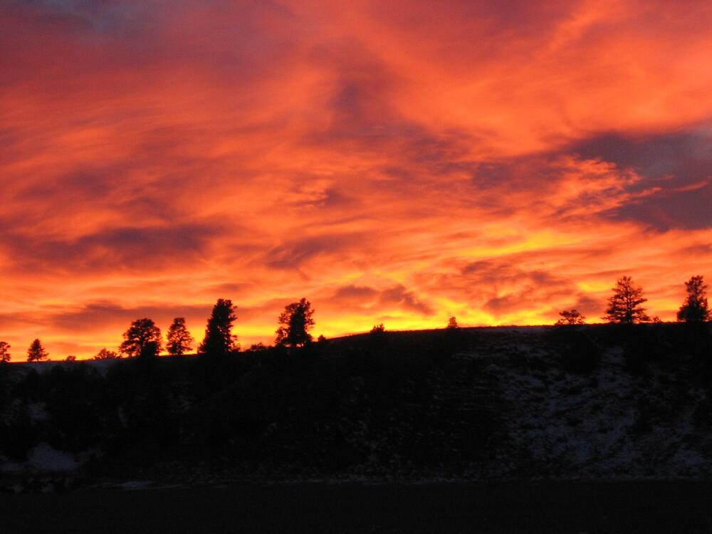 Sky Fire by sknodel