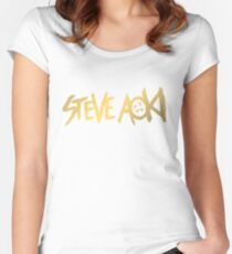 aoki gold Women's Fitted Scoop T-Shirt