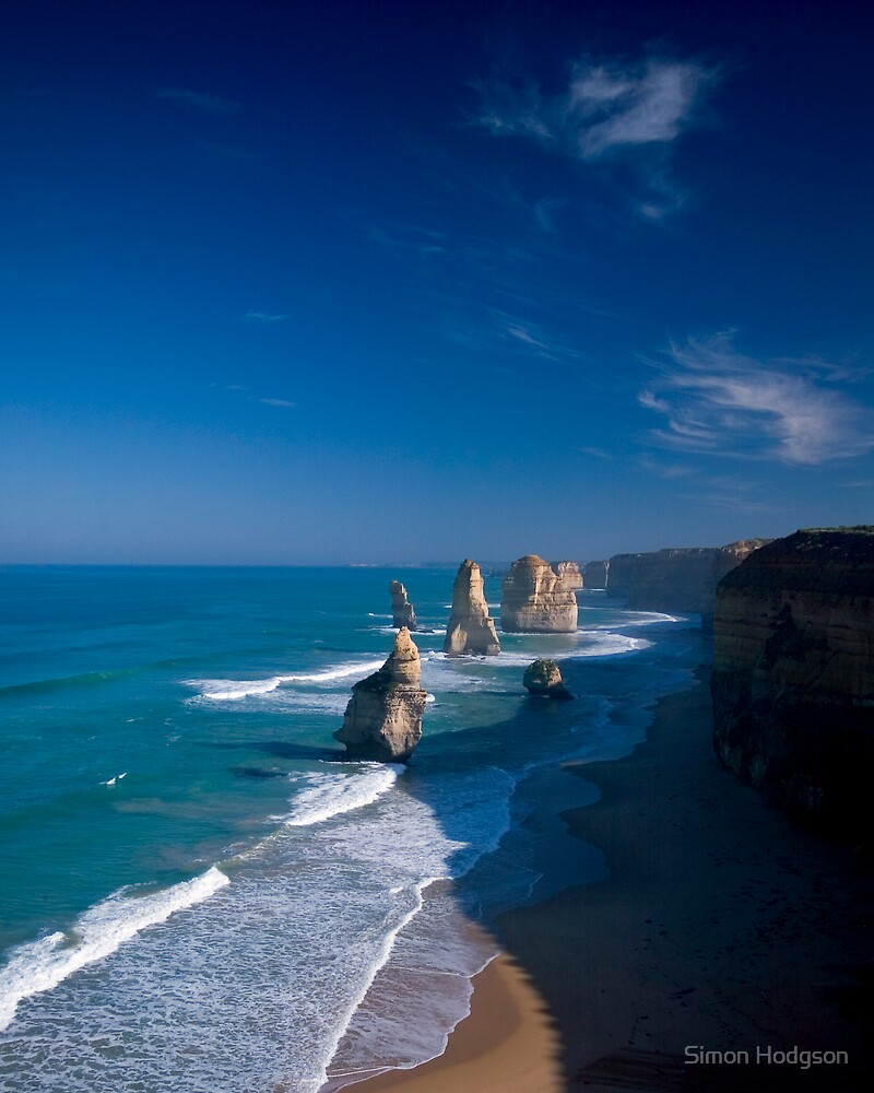 Twelve Apostles by Simon Hodgson