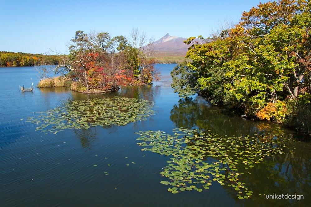 Mt. Komagatake by unikatdesign