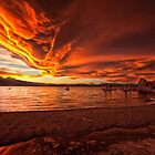 Mono Lake – Skies ablaze by Owed To Nature