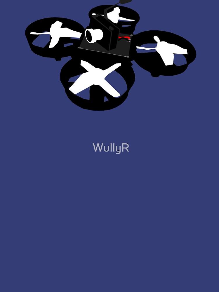 Mini FPV Quadcopter by WullyR