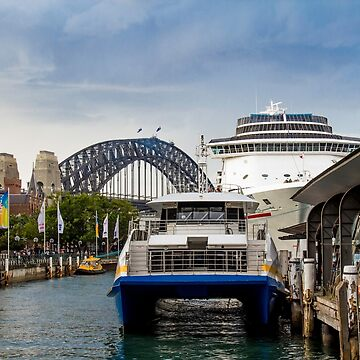 Sydney Harbour View by risingstar