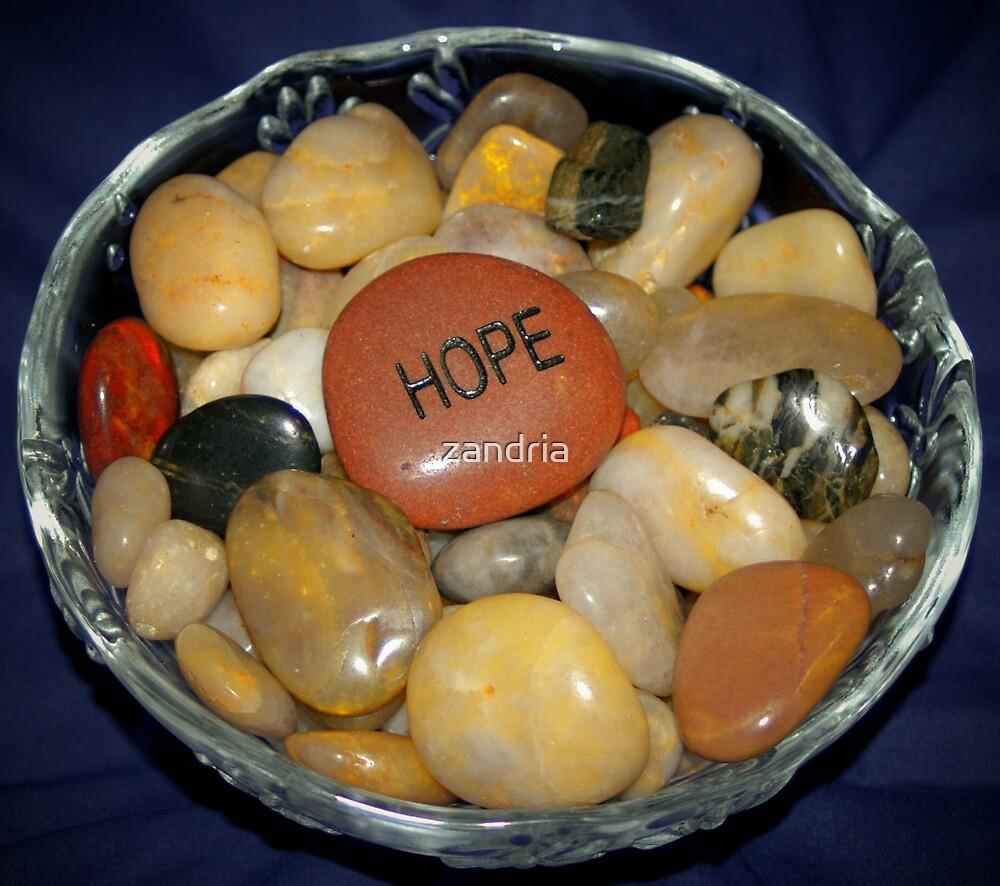 Bowl of Hope by zandria