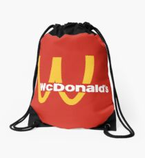 Off Series: WcDonalds Drawstring Bag