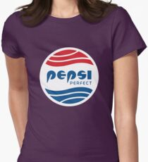 Pepsi Perfect Womens Fitted T-Shirt