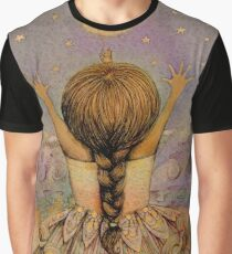 reach for the stars Graphic T-Shirt