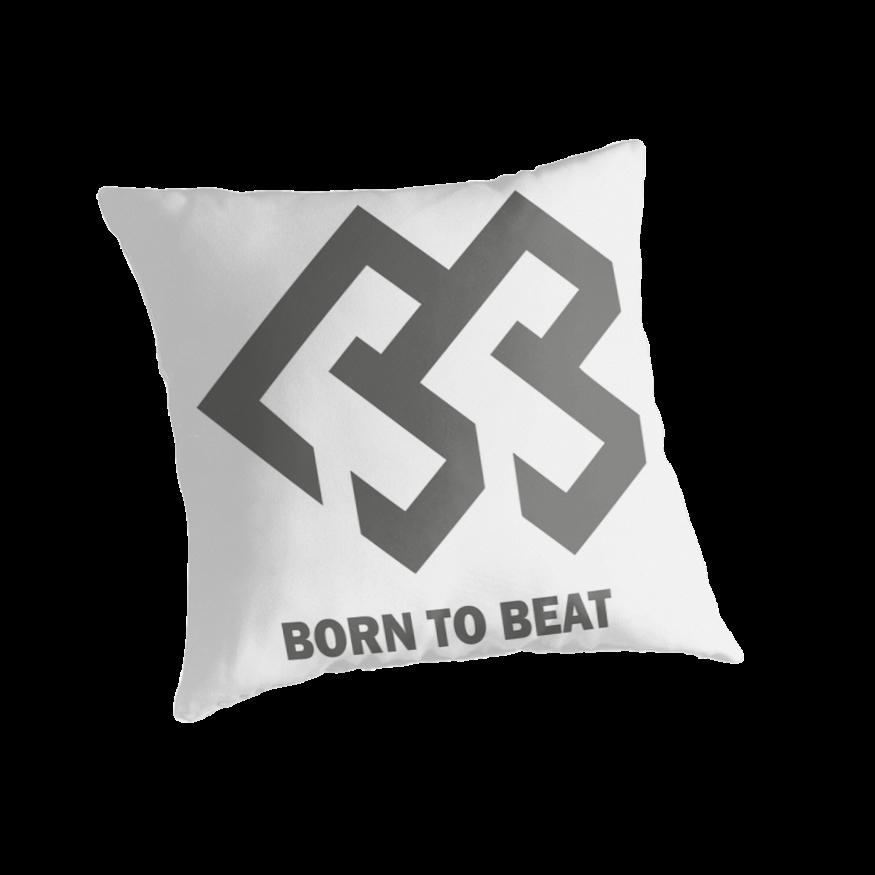 """""""BTOB Move Logo"""" Throw Pillows by Aprilio   Redbubble"""