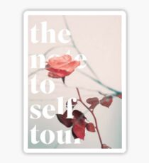Connor Franta Note to Self Sticker