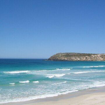 Beach in Australia by Lov34music