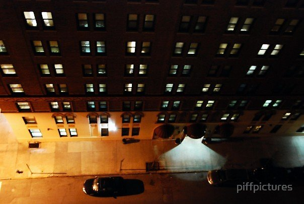 windows looking down by piffpictures