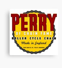 Perry Chain Co Canvas Print