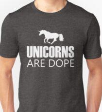 Unicorns Are Dope T Shirt T-Shirt