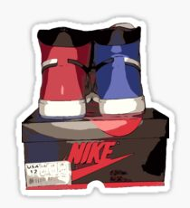 Nike Air Jordan 1 Sticker