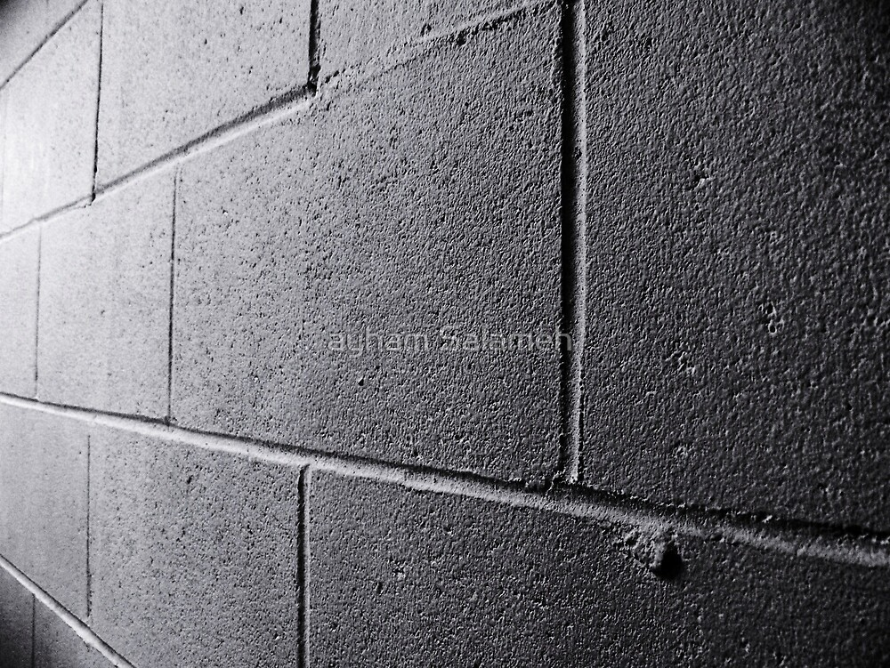 wall  by ayham Salameh