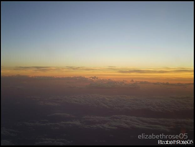 Sunset From Above 1 by elizabethrose05