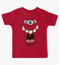 Three Eyed Monster Funny Kids Clothes