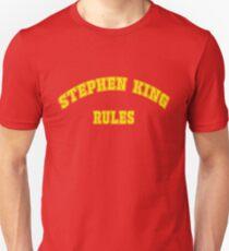 Stephen King SK Rules T-Shirt