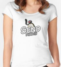 Send Noots Women's Fitted Scoop T-Shirt
