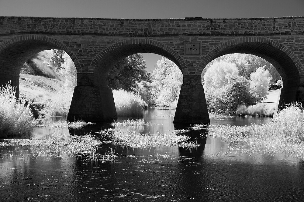 Richmond Bridge by Ian Robertson