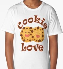 Cookie Love - Happy Desserts Long T-Shirt