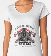 Dark Side Gym Women's Premium T-Shirt