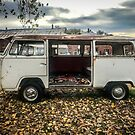 Abandoned Combi by Ricky Pfeiffer