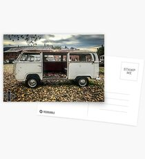 Abandoned Combi Postcards