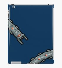 Destroyer Worm Illustration iPad Case/Skin