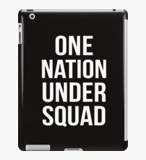 One Nation iPad Case/Skin