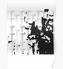 Inkblot Transistor Poster