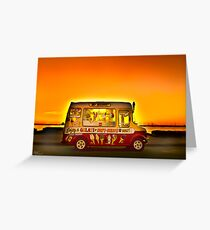 Mr Whippy Greeting Card