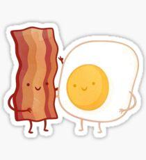 Eggs and Bacon Sticker Sticker