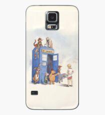 Funda/vinilo para Samsung Galaxy Doctor Pooh