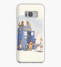 Doctor Pooh Samsung Galaxy Case/Skin