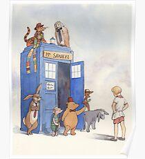 Doktor Pooh Poster