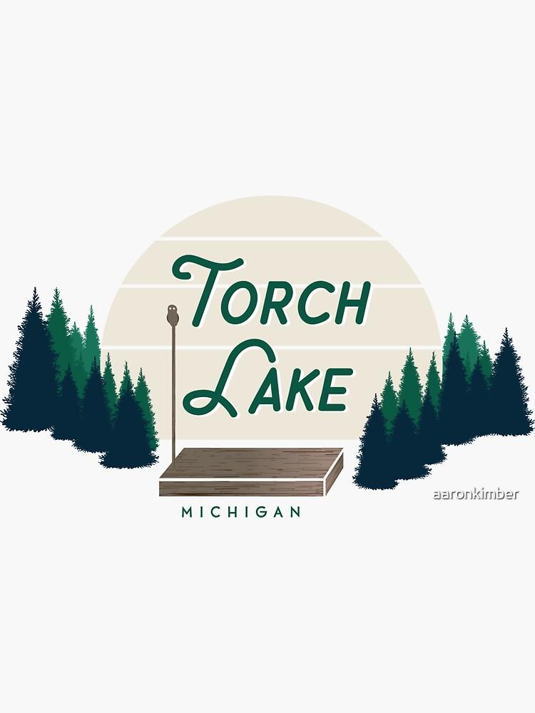 Torch Lake, Michigan (Alternate 1) by aaronkimber