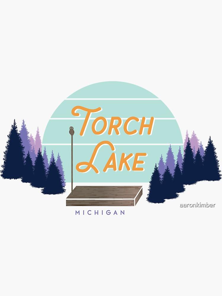 Torch Lake, Michigan (Alternate 2) by aaronkimber