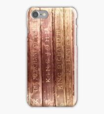 Antique Shakespeare iPhone Case/Skin