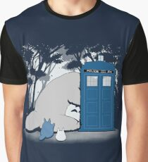 Curious Forest Spirits Graphic T-Shirt