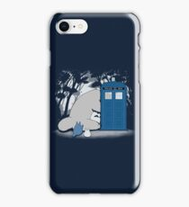 Curious Forest Spirits - Totoro iPhone Case/Skin