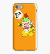 Kid Koopa!! iPhone Case/Skin