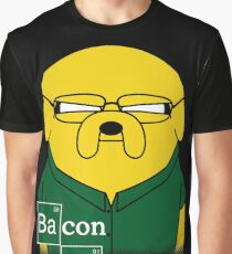 Bacon Pancakes Graphic T-Shirt