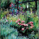 The Secret Garden by Kaye Bel -Cher