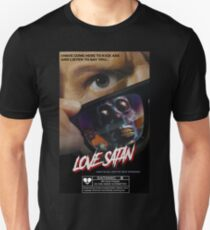 Say You Love Satan 80s Horror Podcast - They Live Unisex T-Shirt